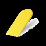 MYSOLE inlegzolen heellift 3mm